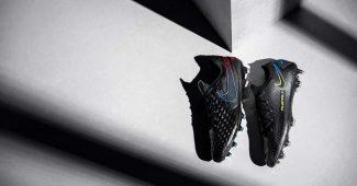 Image de l'article Nike lance un nouveau pack blackout «Black x Prism»