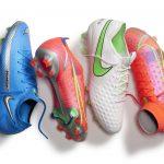 Nike lance un nouveau coloris «Spectrum» pour ses crampons de foot