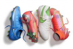 Image de l'article Nike lance un nouveau coloris «Spectrum» pour ses crampons de foot