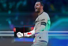Image de l'article Reusch Arrow Gold X : le nouveau gant de Samir Handanovič