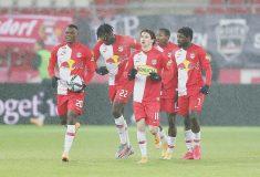 Image de l'article Pourquoi un joueur porte un sponsor différent des autres au RB Salzbourg ?