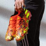 Nemeziz.1 «Roi du ballon» : la nouvelle paire de crampons de Lionel Messi