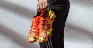 Image de l'article Nemeziz.1 «Roi du ballon» : la nouvelle paire de crampons de Lionel Messi