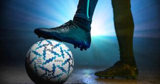 Image de l'article Le ballon de la Danone Nations Cup mis en vente pour aider l'accès à l'eau potable