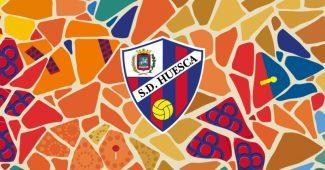 Image de l'article Huesca rend hommage au Barça, à Messi et à Cruyff avec un brassard spécial