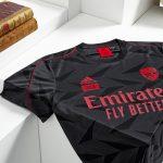 Arsenal dévoile une collection inédite avec le label 424