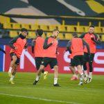 La composition de Dortmund – FC Séville en crampons