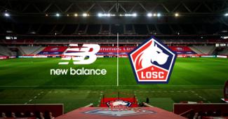 Image de l'article Le LOSC prolonge avec New Balance et aura 4 maillots par an!