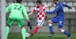 Image de l'article Nike honore Luka Modric avec une Mercurial Vapor personnalisée