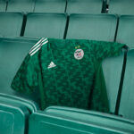 L'Algérie présente son nouveau maillot 2021 avec adidas
