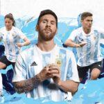 Le nouveau maillot 2021 de l'Argentine, dévoilé par adidas