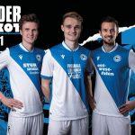 Un maillot anniversaire pour le club de l'Arminia Bielefeld