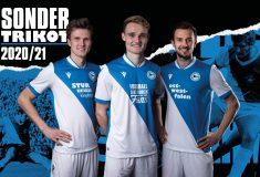 Image de l'article Un maillot anniversaire pour le club de l'Arminia Bielefeld