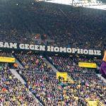 Contre le Bayern, Dortmund portera un flocage arc-en-ciel