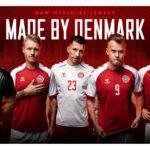 hummel présente les maillots du Danemark pour l'Euro 2020