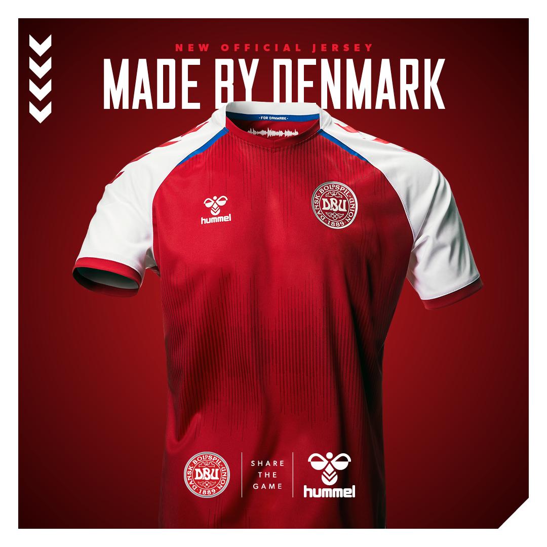 maillot-domicile-danemark-euro-2020-hummel
