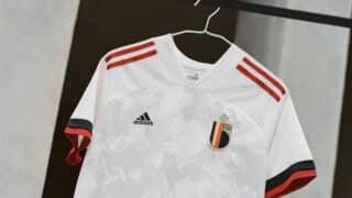 Les maillots de la Belgique de l'Euro 2020 dévoilés par adidas