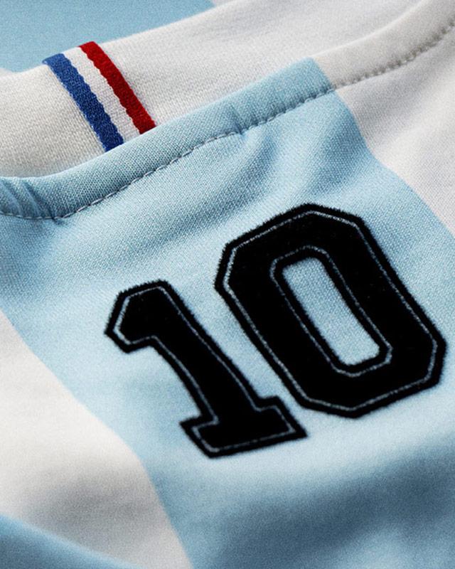 maillot-le-coq-sportif-diego-maradona-10-a