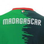 Madagascar présente ses maillots 2021 avec Macron