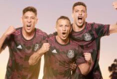 Image de l'article adidas présente le nouveau maillot domicile du Mexique
