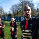 Un maillot anniversaire pour les 120 ans du Stade Rennais