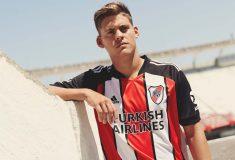 Image de l'article River Plate présente son maillot third 2021 avec adidas