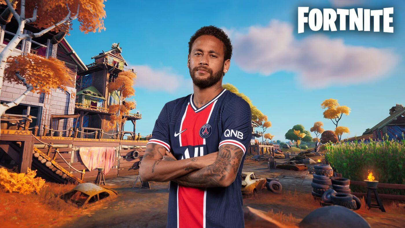 neymar-fortnite