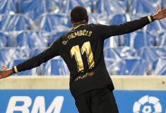 Image de l'article Quand Ousmane Dembélé réclame des maillots aux joueurs de Leeds United!