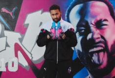 Image de l'article Neymar reçoit une PUMA Future Z signature