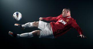 Image de l'article Wayne Rooney révèle comment il a joué un rôle dans la conception de la Nike Total 90