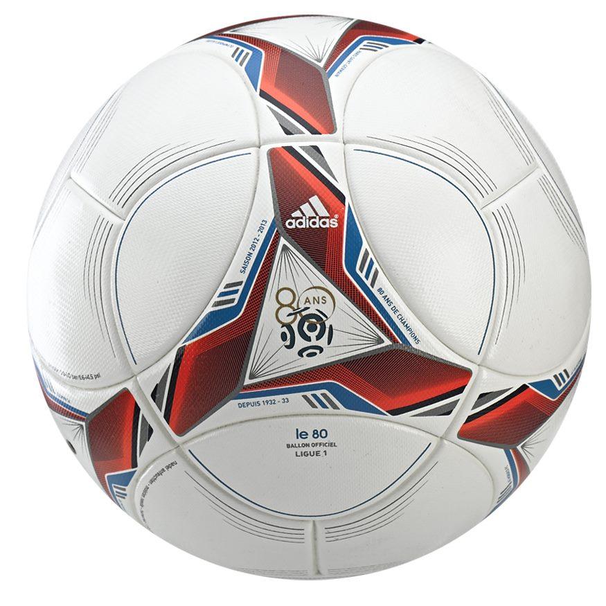 Ballon adidas Ligue 1 2012-2013