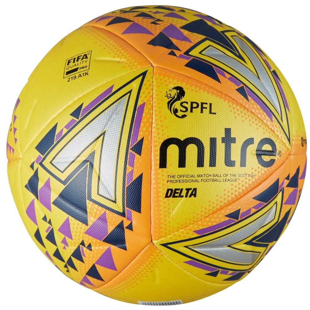 Ballon championnat Écosse - Mitre