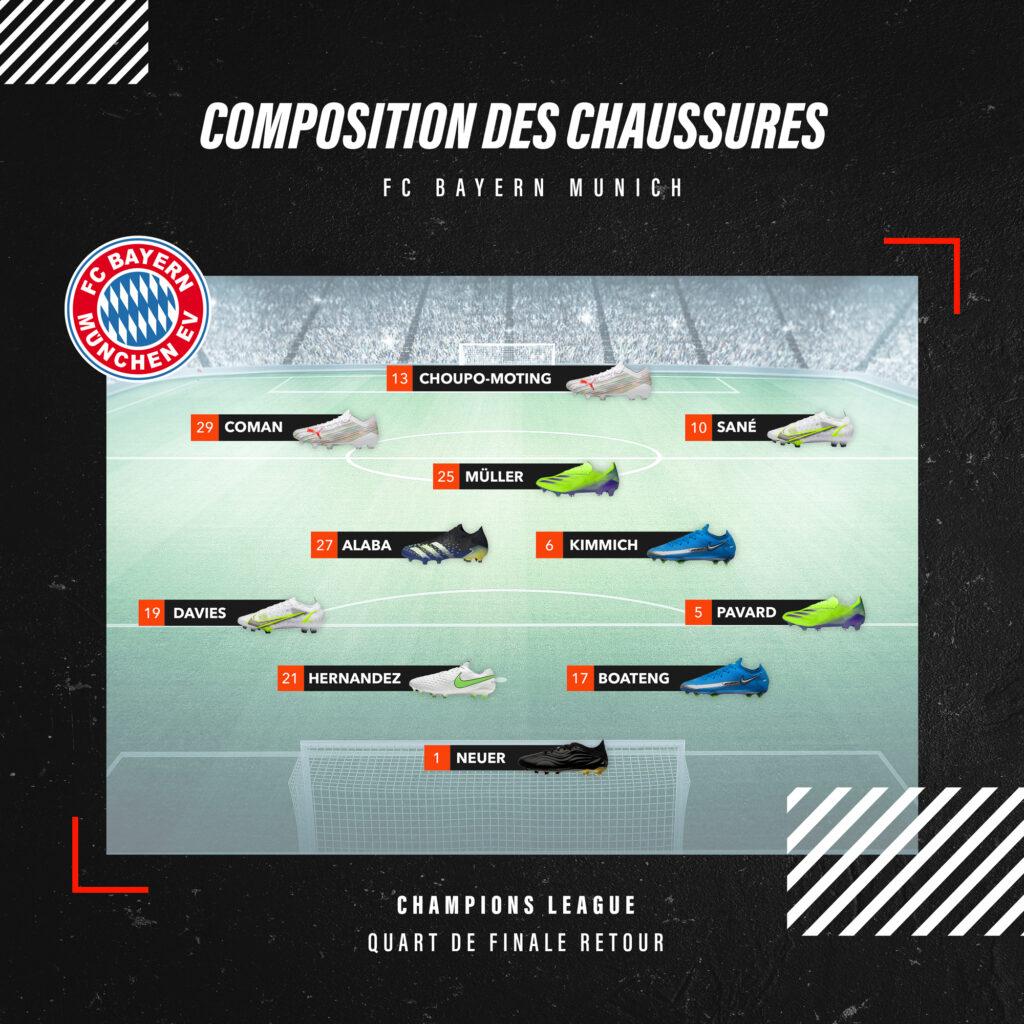 Compo Bayern Munich crampons