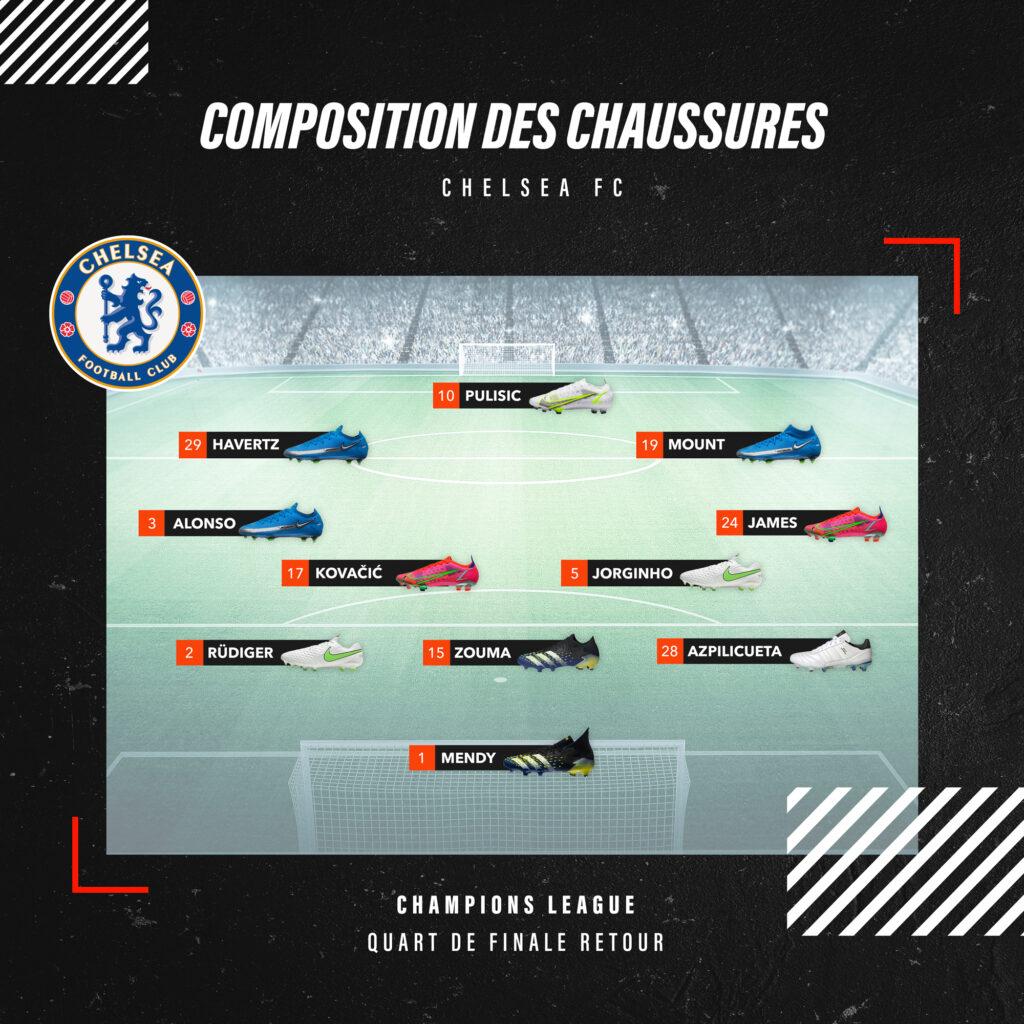Compo Chelsea crampons