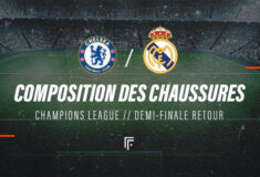Image de l'article La composition de Chelsea – Real Madrid en crampons