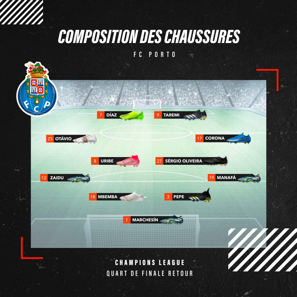 Compo FC Porto crampons