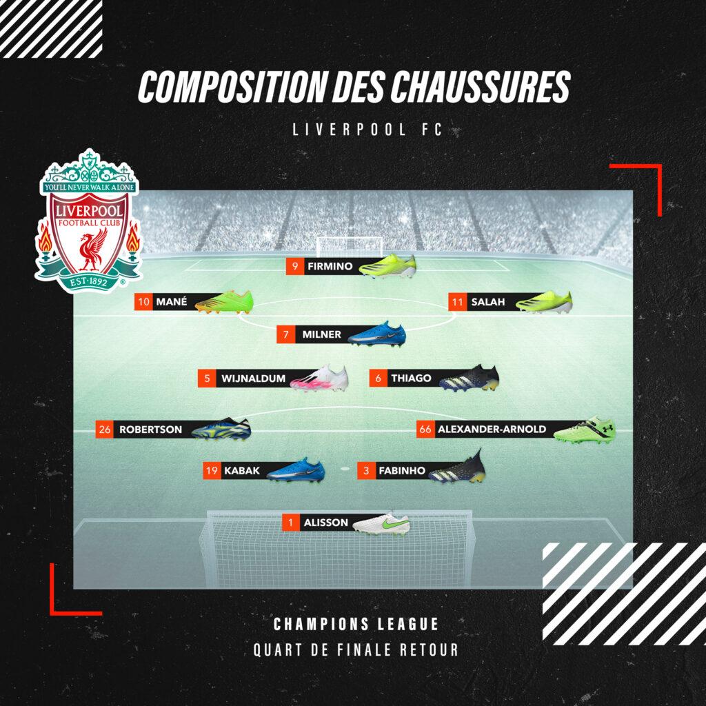 Compo Liverpool crampons