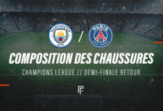 Image de l'article La composition de Manchester City – PSG en crampons