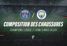 Image de l'article La composition de PSG – Manchester City en crampons