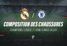 Image de l'article La composition de Real Madrid – Chelsea en crampons