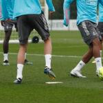 La composition de Real – Barça en crampons