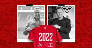 Image de l'article hummel devient le nouvel équipementier du FC Cologne