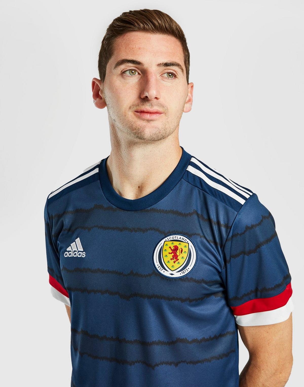 Maillot Écosse domicile Euro 2020