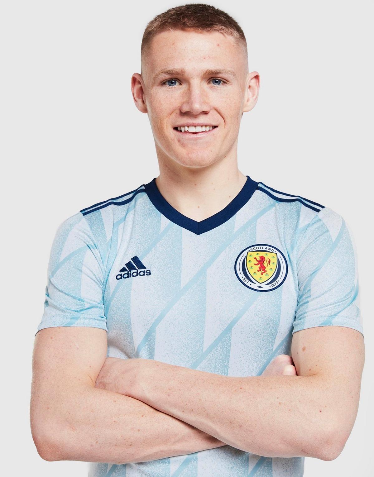 Maillot Écosse extérieur Euro 2020
