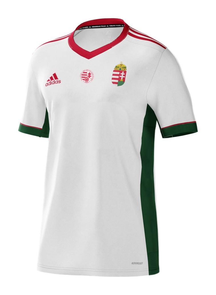 Maillot Hongrie extérieur Euro 2020