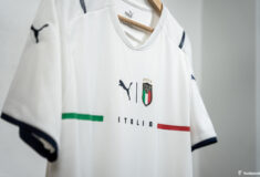 Image de l'article Pour l'Euro, PUMA révolutionne les maillots de ses sélections nationales