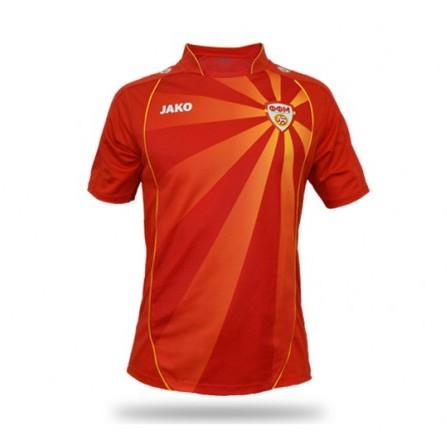 Maillot Macédoine du Nord EURO 2020