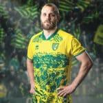 Un maillot dédié aux supporters pour le club de Norwich City