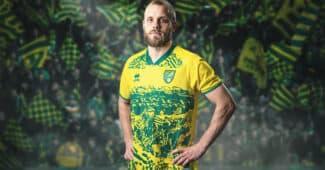Image de l'article Un maillot dédié aux supporters pour le club de Norwich City