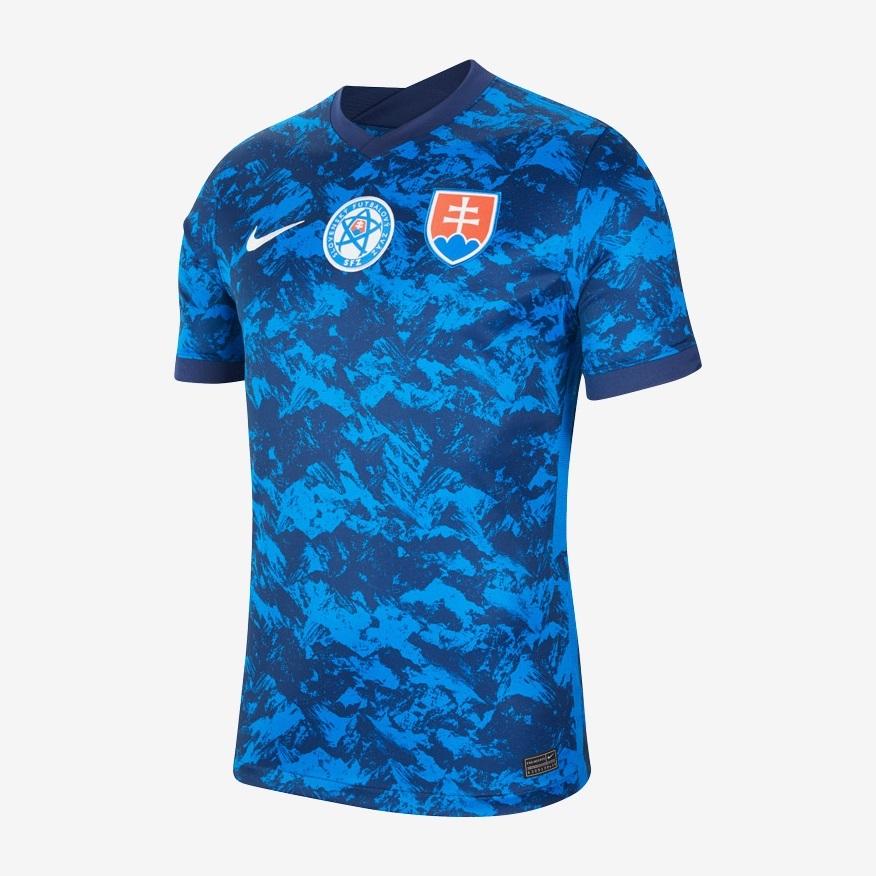 Maillot Slovaquie Euro 2020